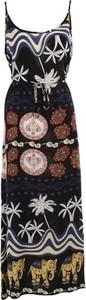 Sukienka Multu maxi na ramiączkach
