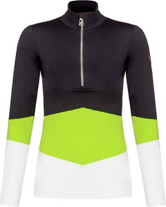 Sweter Toni Sailer w geometryczne wzory w stylu casual z tkaniny