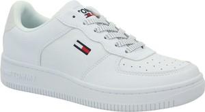 Buty sportowe Tommy Jeans z płaską podeszwą
