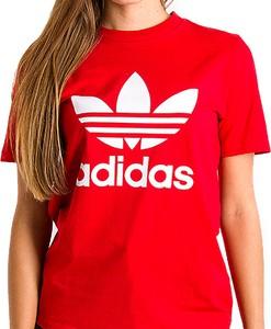 Topy i koszulki damskie Adidas, kolekcja lato 2020