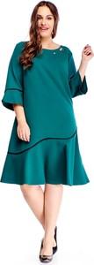 Zielona sukienka N/A midi