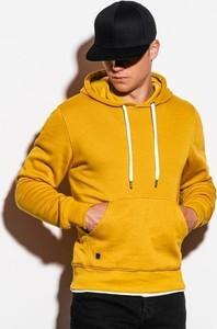Żółta bluza Ombre