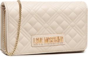 Torebka Love Moschino na ramię matowa mała