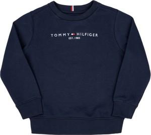 Granatowa bluza dziecięca Tommy Hilfiger