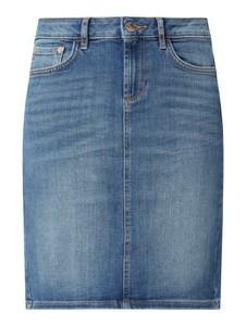 Spódnica Tom Tailor mini z bawełny