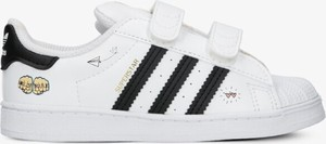 Buty sportowe dziecięce Adidas na rzepy