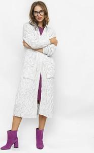 Sweter Freeshion w stylu casual z wełny