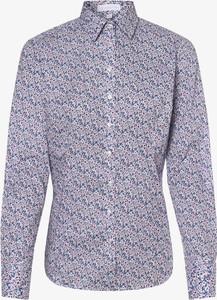 Bluzka brookshire z kołnierzykiem z długim rękawem w stylu casual
