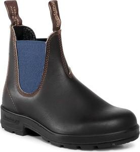 Czarne buty zimowe Blundstone