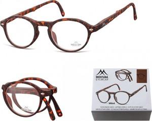 Stylion Składane Asferyczne Okulary do Czytania Lenonki Montana MR66A