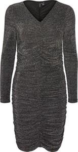 Sukienka Vero Moda w stylu casual z długim rękawem mini