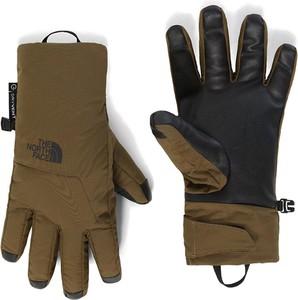 Brązowe rękawiczki The North Face