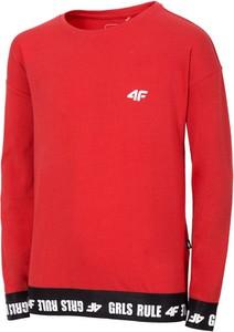 Koszulka z długim rękawem 4F z bawełny