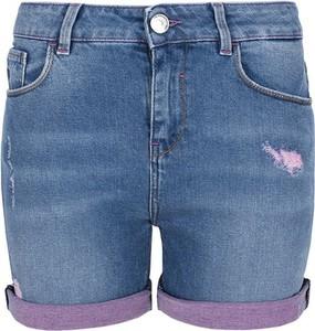 Szorty Trussardi Jeans w street stylu