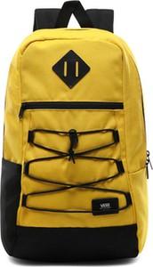 Żółty plecak męski Vans