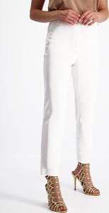 Spodnie Lavard z bawełny