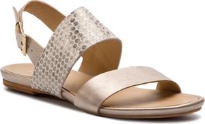 Sandały Maccioni z klamrami w stylu casual