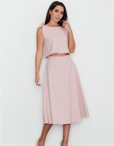 Różowa spódnica Figl