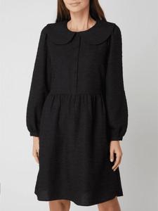 Sukienka ModstrÖm mini z długim rękawem