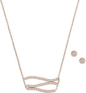 Biżuteria Michael Kors - Naszyjnik MKJ6898791 + Kolczyki