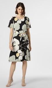 Sukienka Esprit z okrągłym dekoltem rozkloszowana w stylu casual