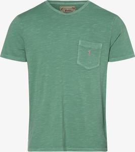 T-shirt POLO RALPH LAUREN w stylu casual z krótkim rękawem z jeansu