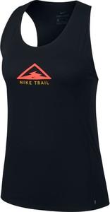 Bluzka Nike na ramiączkach z okrągłym dekoltem