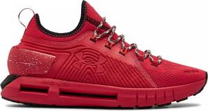 Czerwone buty sportowe Under Armour