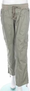 Zielone spodnie Rip Curl w militarnym stylu