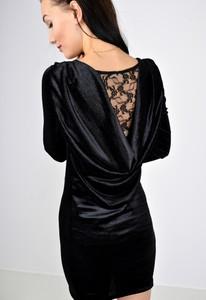 6ab74eb544 sukienka koronkowa odkryte plecy - stylowo i modnie z Allani