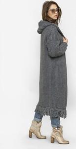 Sweter Freeshion w stylu boho z dzianiny