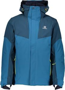 kurtki narciarskie salomon stylowo i modnie z Allani