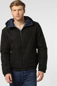 Czarna kurtka Guess Jeans w stylu casual
