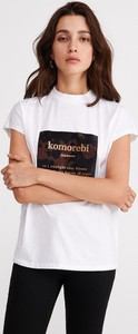 T-shirt Reserved w stylu casual