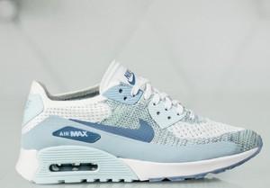 separation shoes 02db8 812f8 nike air max 90 niebieskie damskie