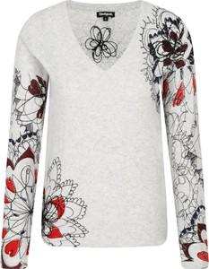Sweter Desigual w stylu casual
