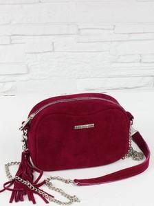 Czerwona torebka Fabiola