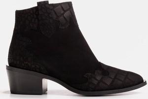 Botki Marco Shoes w stylu casual