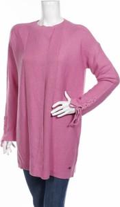 Różowy sweter edc by Esprit