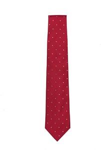 Czerwony krawat guns&tuxedos
