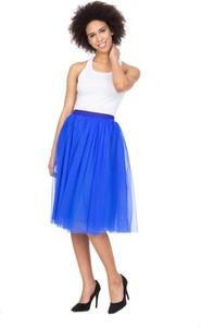 b5291b93 spódnice tiulowe długie - stylowo i modnie z Allani