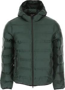 Zielona kurtka Emporio Armani w stylu casual