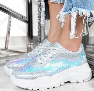Buty sportowe Wilady sznurowane