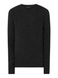 Sweter Marc O'Polo z okrągłym dekoltem z wełny w stylu casual