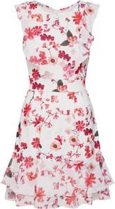 Sukienka WAL G. mini rozkloszowana