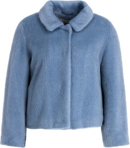 Niebieska kurtka iBlues w stylu casual krótka