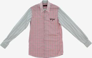 Koszula John Richmond z długim rękawem z bawełny