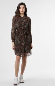 Sukienka Esprit w stylu casual z długim rękawem