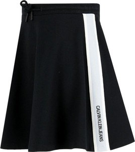 Granatowa spódniczka dziewczęca Calvin Klein