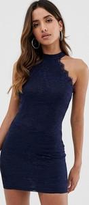 Sukienka Ax Paris bez rękawów